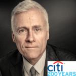 Jonathan Woodier Former, VP Global Brand Citigroup